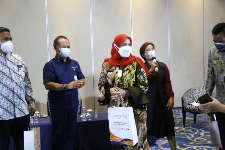 Pemkot Bandar Lampung Gencarkan Vaksin Untuk Masyarakat Umum, Anak, Pelaku Pariwisata dan Usaha
