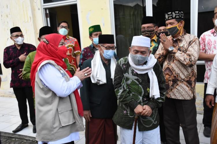 Pemkot Bandar Lampung Hibahkan BLK Panjang Jadi Kantor PCNU