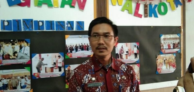 Pemkot Bandar Lampung Semprot 251 Fasilitas Umum