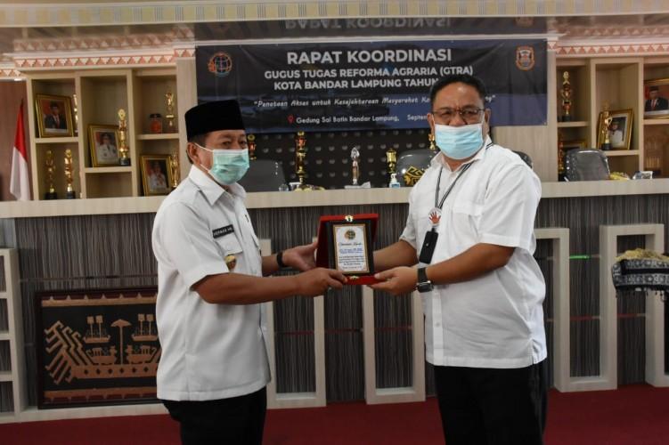 Pemkot-BPN Fasilitasi Terbitkan Sertifikat Warga Pulau Pasaran