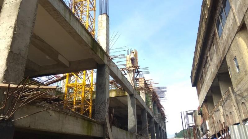 Pemkot Janji Pembangunan Pasar SMEP Selesai Akhir Tahun