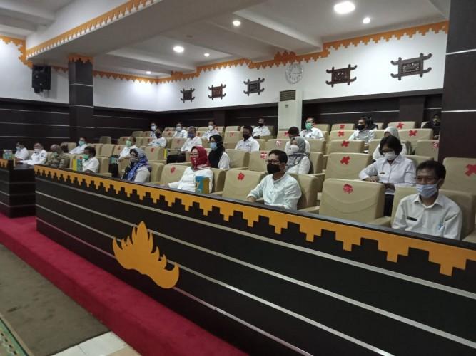 Pemkot Metro Launching Aplikasi Si Onal