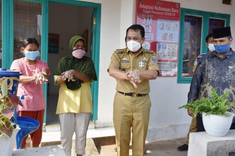 Pemkot Metro Resmikan Kampung Tangguh Nusantara di Iringmulyo