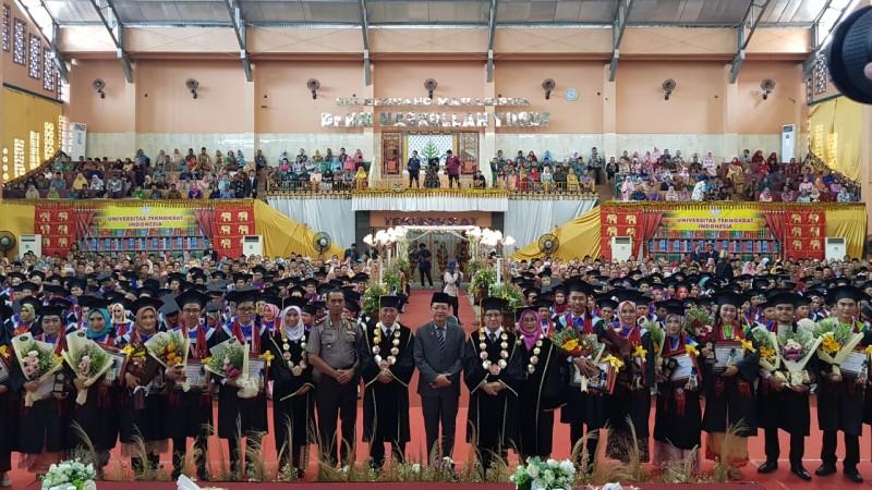 Pemkot Puji Pendidikan Universitas Teknokrat Indonesia