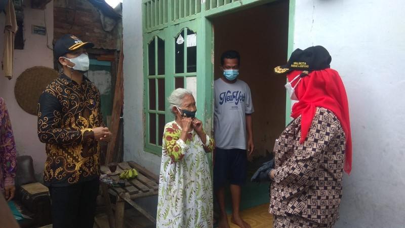 Pemkot Siap Bantu Warga Terdampak Angin Puting Beliung di Panjang