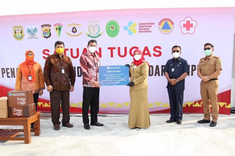 Pemkot Terima 2.000 Paket Sembako untuk Warga Bandar Lampung