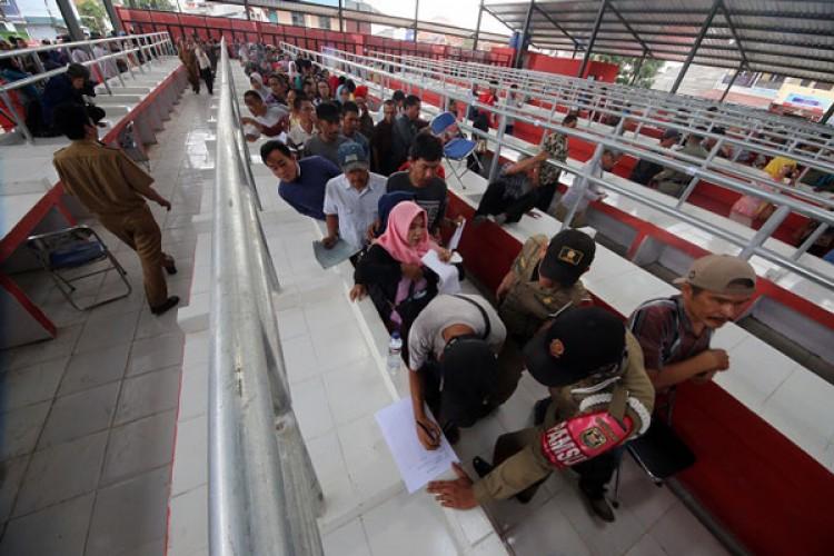Pemkot Tunggu Penyerahan Aset Pasar Perumnas Way Halim
