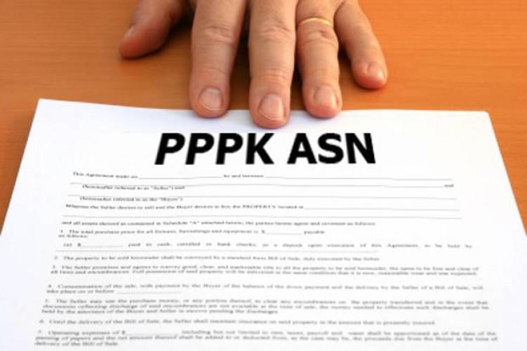 Pemkot Usulkan 209 Tenaga PPPK ke Pemerintah Pusat