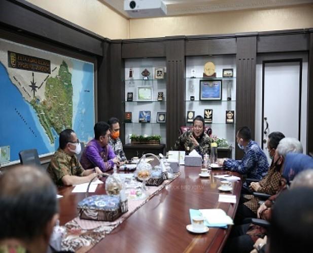Pemprov Ajak PTS dan LLDIKTI Bersinergi Membangun Lampung