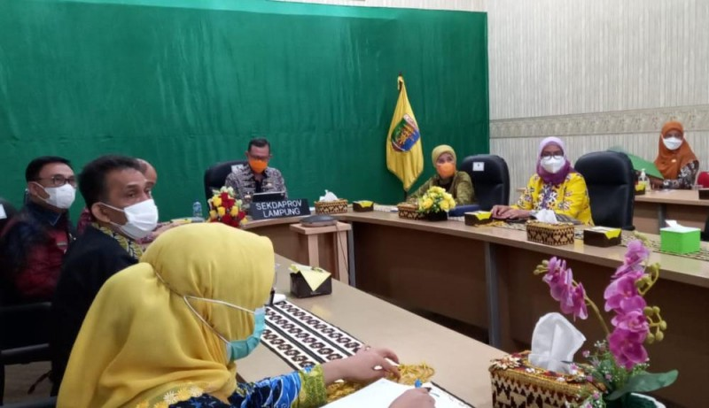 Pemprov dan BI Petakan Komoditas Unggulan UMKM Lampung