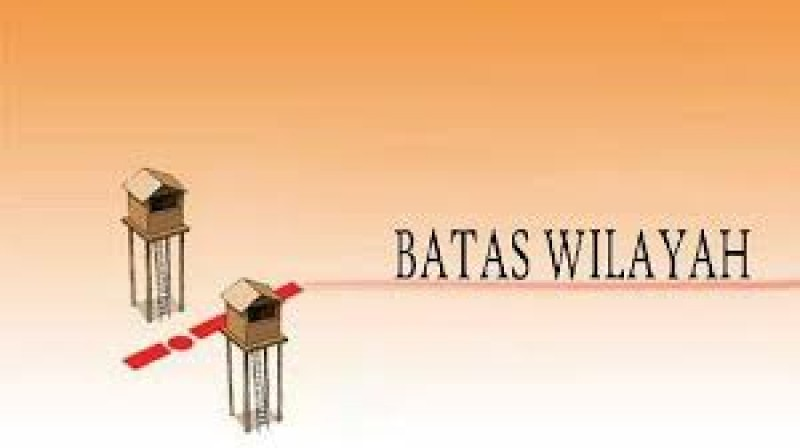 Pemprov Diminta Selesaikan soal Tapal Batas Nawangsewu-Sri Way Langsep