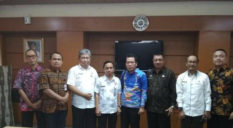 Pemprov DKI Jakarta Hibahkan 5 Ribu Lampu PJU ke Pemkab Tubaba