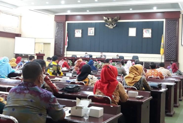 Pemprov Dorong Agen Perubahan Percepatan Pelaksanaan Reformasi Birokrasi