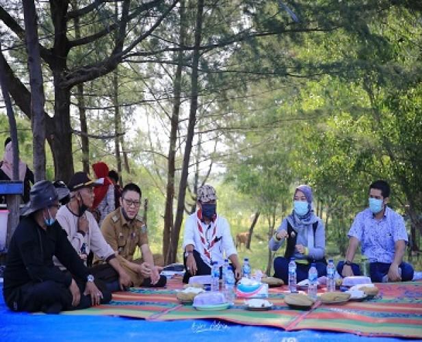 Pemprov Dorong BUMDes Perkuat Pariwisata di Kwarda Pramuka Lampung