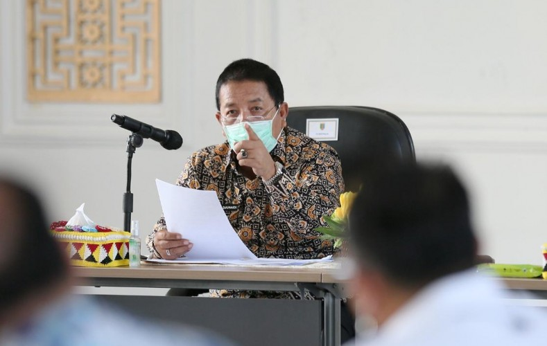 Pemprov Dukung Kemudahan Investasi dan Ekspor di Lampung