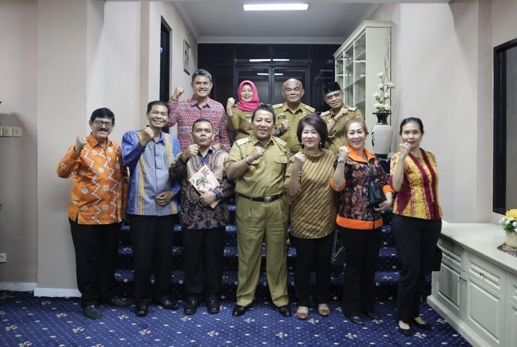 Pemprov Dukung  Program Pembinaan Keagamaan