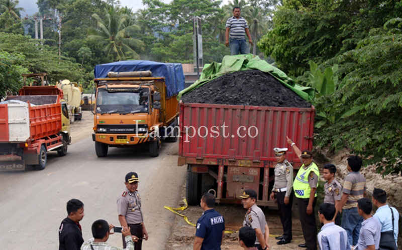 Pemprov Harus Bersikap Tegas soal Angkutan Batu Bara