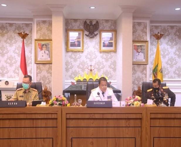 Pemprov Jalin Komunikasi dengan Serikat Pekerja agar Tetap Produktif-Aman dari Covid-19