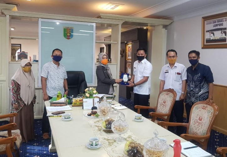 Pemprov—Kerapu Lampung Kolaborasi Kembangkan <i>Smart Village</i>