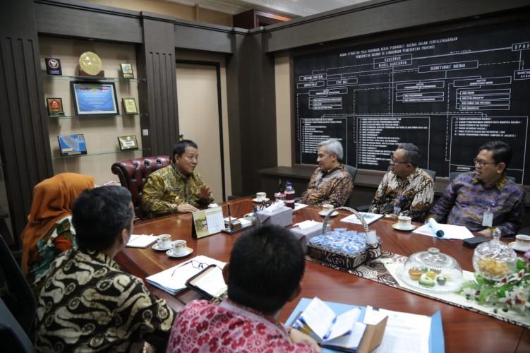 Pemprov - KKP Rancang Terobosan Potensi Perikanan Lampung