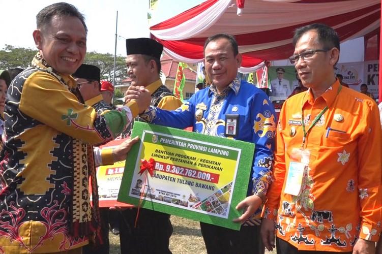 Pemprov Lampung Alokasikan Rp9,3 Miliar untuk Pertanian Tulangbawang