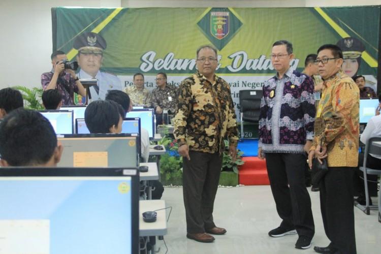 Pemprov Lampung Berencana Gelar Tes SKB di Itera