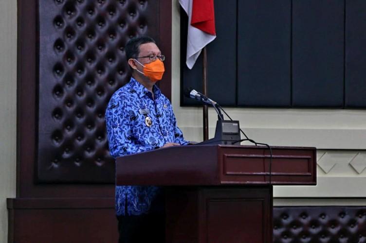 Pemprov Lampung Bersiap Lanjutkan Pembangunan Kotabaru