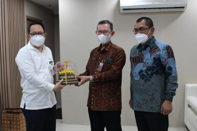 Pemprov Lampung Bersinergi dengan Kemensos Bangun Program Kesejahteraan Sosial