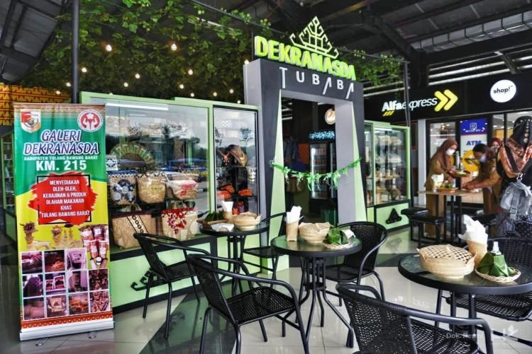 Pemprov Lampung Dorong Produk UMKM Berada di Etalase Strategis