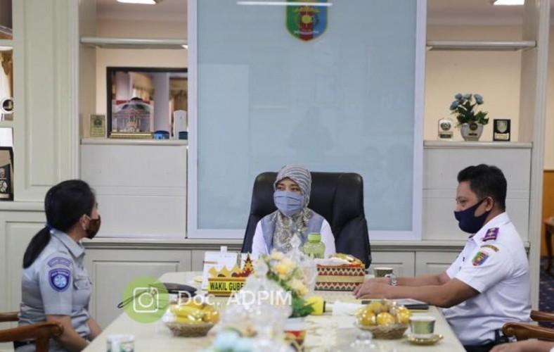 Pemprov Lampung Dukung Inovasi Asuransi Pariwisata Bahari