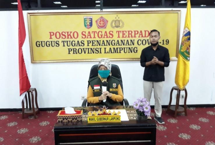 10 Calon TKI Lampung Dipulangkan dari Bekasi