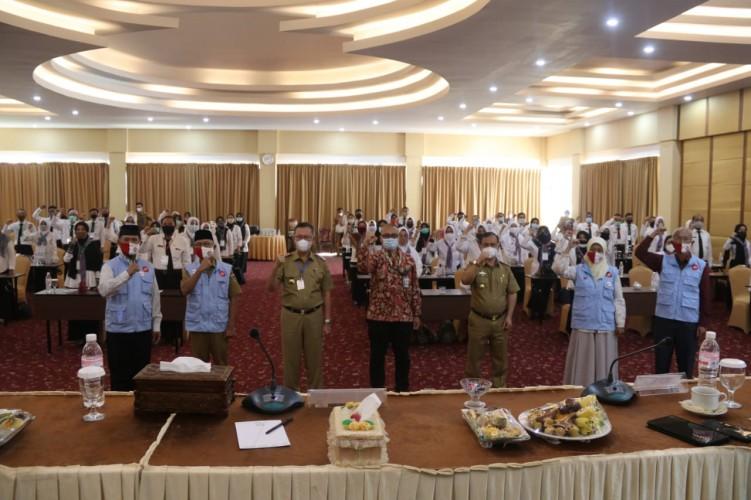 Pemprov Lampung Gelar Bimtek Penggerak Pendidikan Anti Korupsi