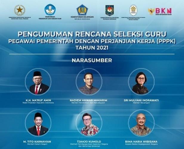 Pemprov Lampung Ikuti Arahan Pusat soal Seleksi Guru Honorer