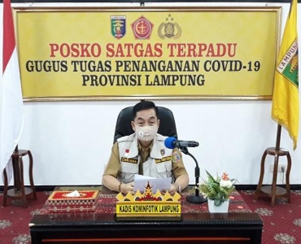 Pemprov Lampung Incar Gelar Ajang Lomba Inovasi NewNormal