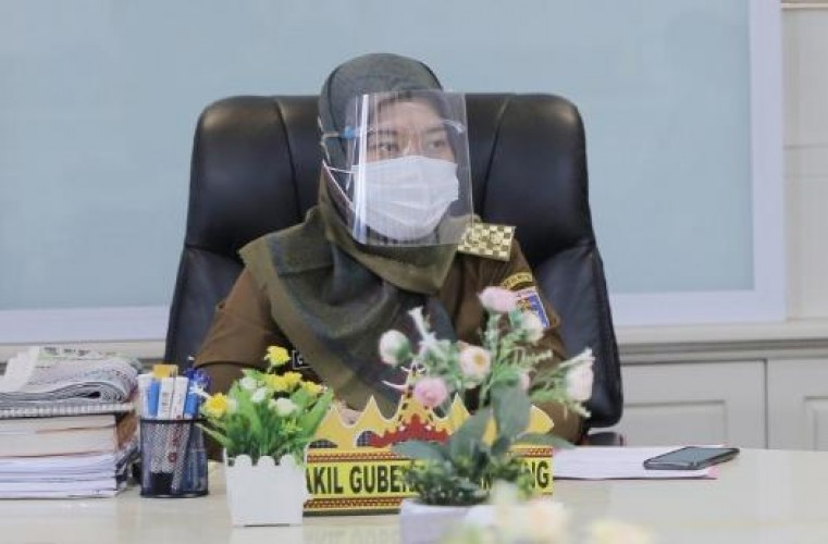 Pemprov Lampung Komitmen Perangi Radikalisme di Kalangan Milenial