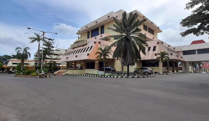 Pemprov Lampung Lengang pada Hari Pertama Ramadan