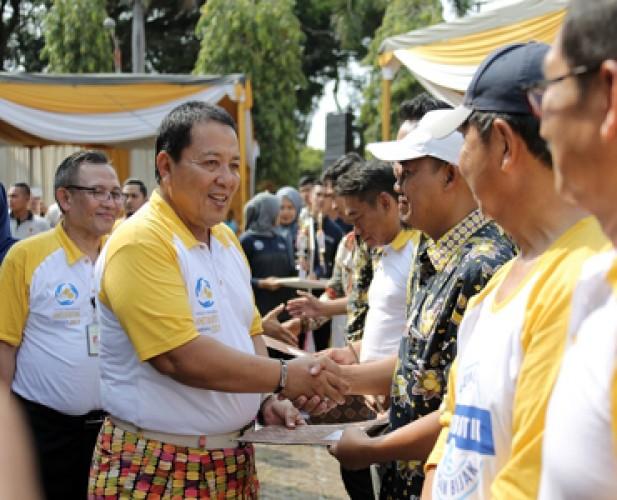 Pemprov Lampung Mampu Berikan Jaminan Keamanan Pangan
