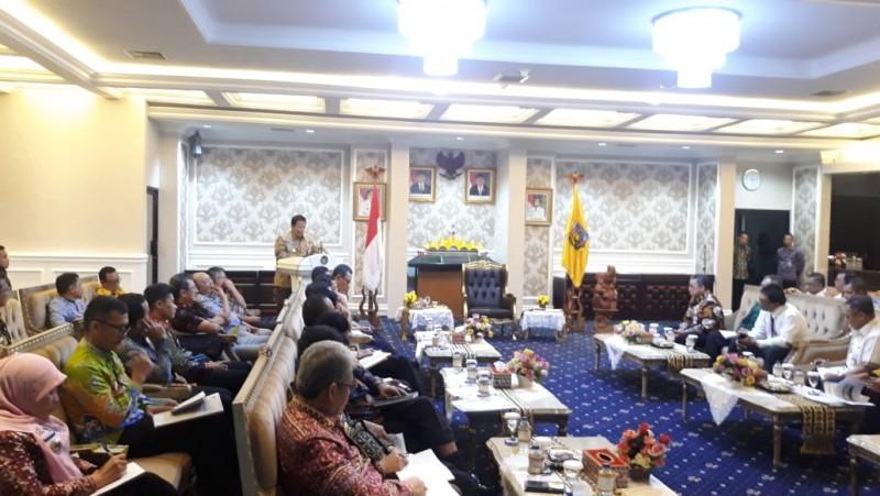 Pemprov Lampung Matangkan Program Kartu Petani Berjaya
