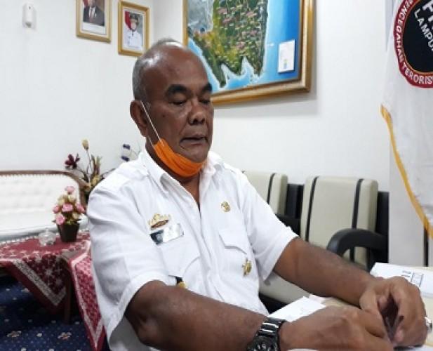 Pemprov Lampung Persiapkan Pengukuhan 5 Pjs Bupati
