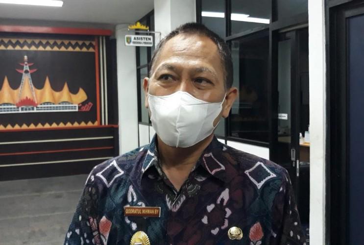 Pemprov Lampung Siapkan Pelantikan Empat Kepala Daerah