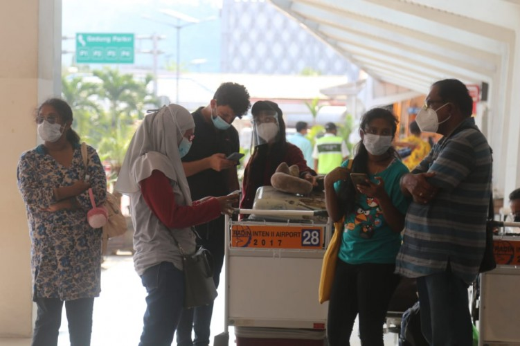 Pemprov Lampung Tunggu Aturan Keringanan Harga PCR