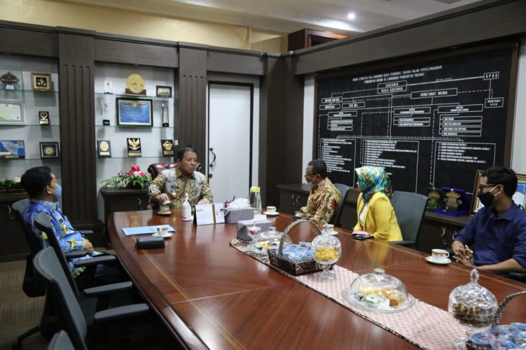 Pemprov Libatkan Pengusaha Dunia Bangun Terminal Agribisnis Lampung