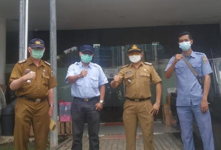 Pemprov Lobi PT. OKI demi Amankan Stok Oksigen di Lampung