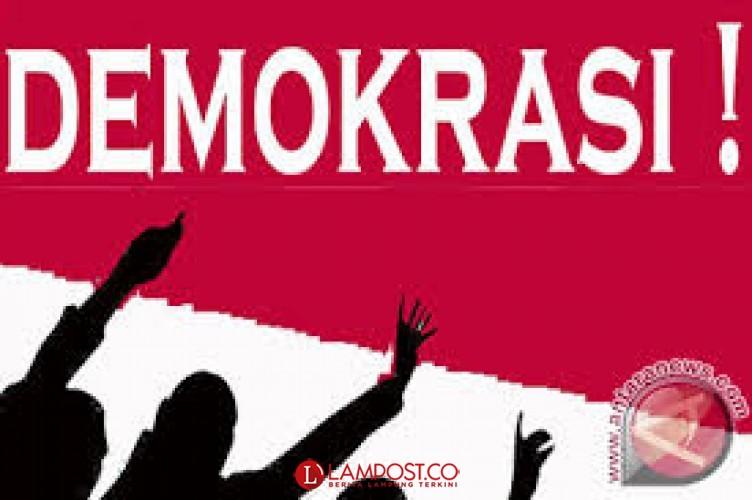 Pemprov Patut Perhatikan Indeks Demokrasi Lampung