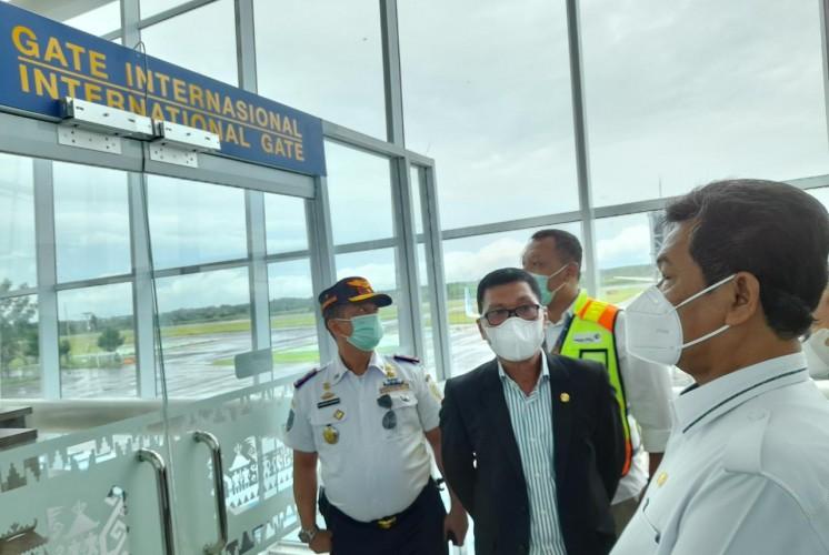 Pintu Masuk Lampung Diperketat