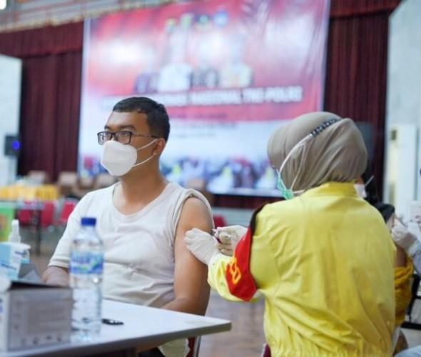 Pemprov Persilakan Kampus di Lampung Ajukan Vaksinasi