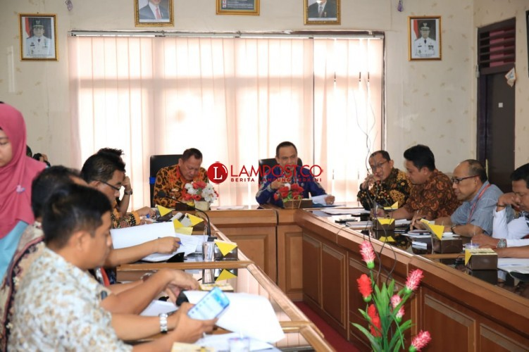 Pemprov Sempurnakan Rencana Pembangunan Shortcut Tegineneng-Tarahan
