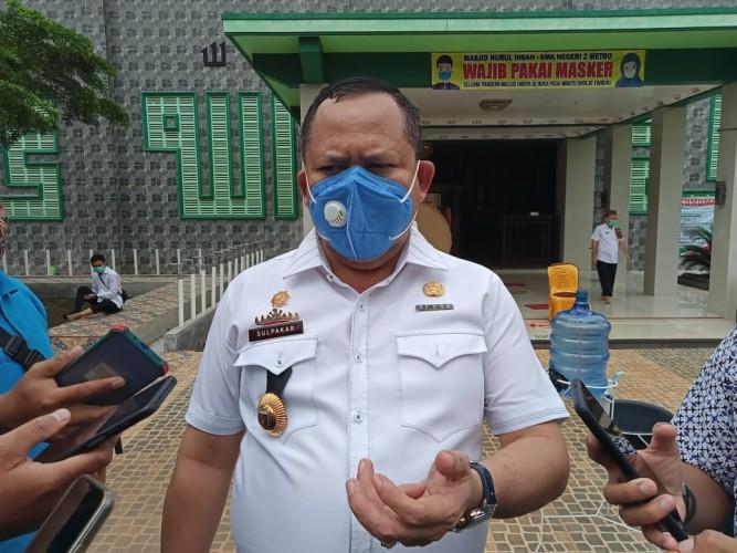 Pemprov Serahkan KBM Tatap Muka di Masing-masing Daerah
