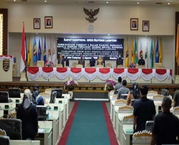 Pemprov Setujui 12 Raperda Usulan DPRD Dibahas Tingkat Lanjut