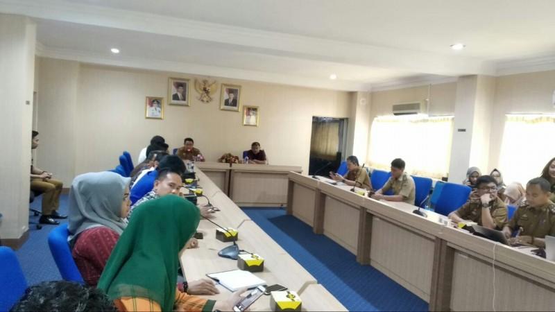 Pemprov Sulawesi Tenggara PelajariE-budgeting dan E-Planning di Pemprov Lampung